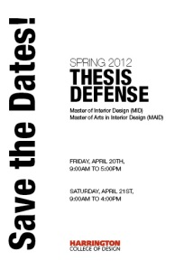 dissertation defense date Set dissertation/thesis defense date with committee students should allow themselves ample time to defend their dissertation/thesis and complete any necessary revisions before the submission deadline upon successful defense, complete and have your committee sign the oral defense approval form turn this form into.