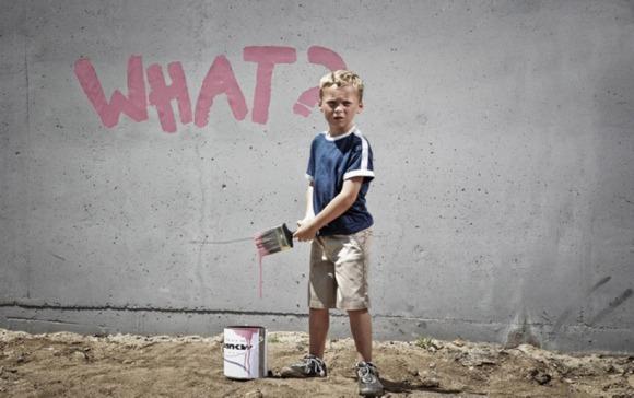 Real Life Banksy