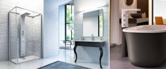 Babele- Modular elements for shawer, hammam or bath area.