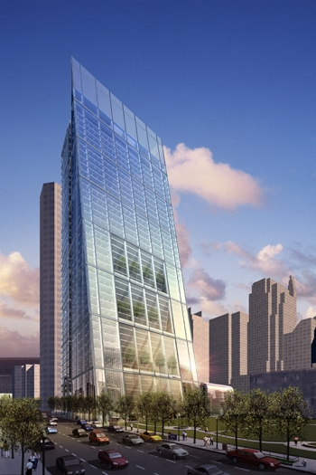 West Loop Project Moving Up as Developer Plans Skyscraper with Growth Potential
