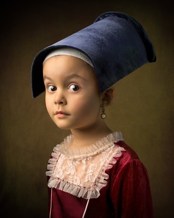 Famous Paintings Recreated