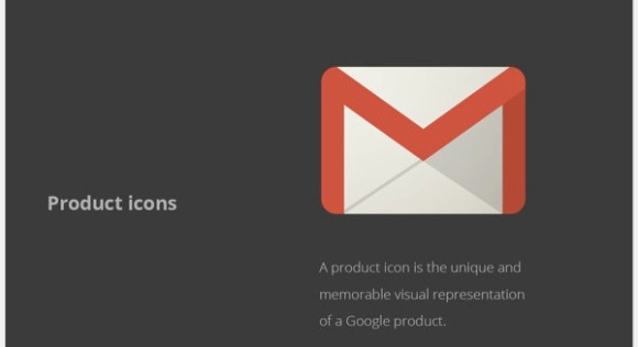 A Rare Look At The Graphic Design Guidelines At Google