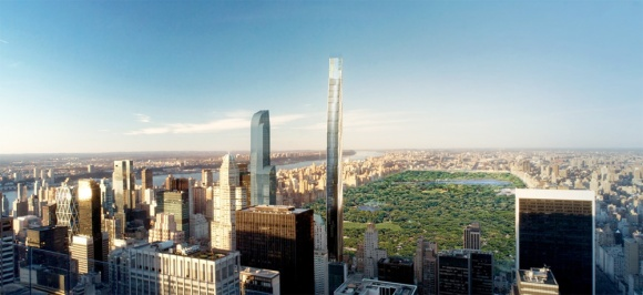 New SHoP-Designed West 57th Street Skyscraper Unveiled!