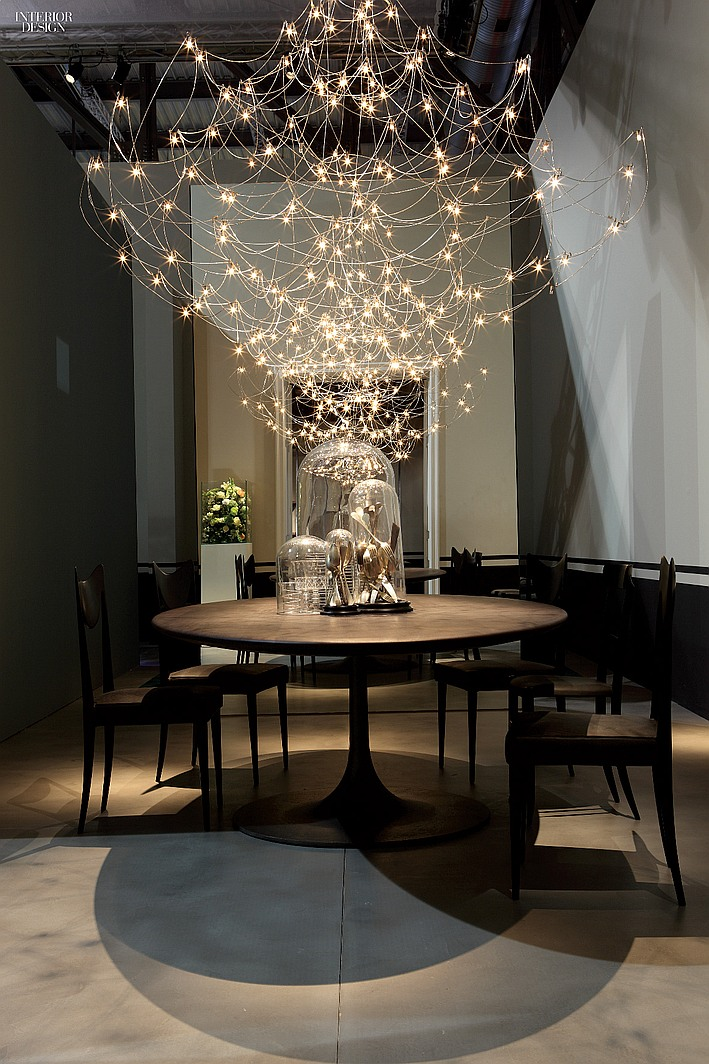 Jan pauwelss galaxy chandelier in nickel by baxter design insider jan pauwelss galaxy chandelier in nickel by baxter aloadofball Choice Image